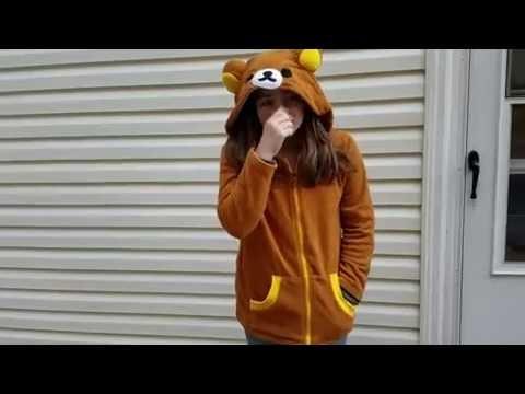 Nicetage Teddy Bear Hoodie Review