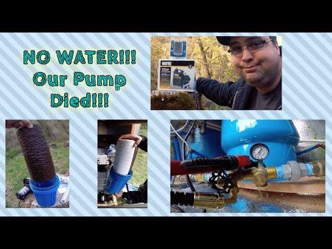 Our Pump Died!