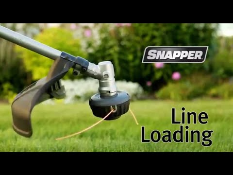How to Change Trimmer Line: Straight Shaft String Trimmers