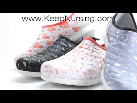 Florence Collection Keep Nursing Nurse Shoes by KeepNursing.com