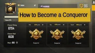 How To Become Conqueror Easily Videos 9tube Tv