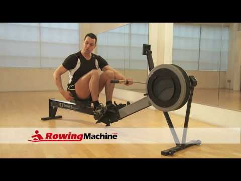 Rowing Machine: Basic Techniques  Catch, Drive & Recover