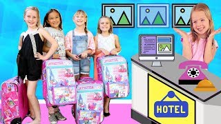 Toy Hotel Loses Kid