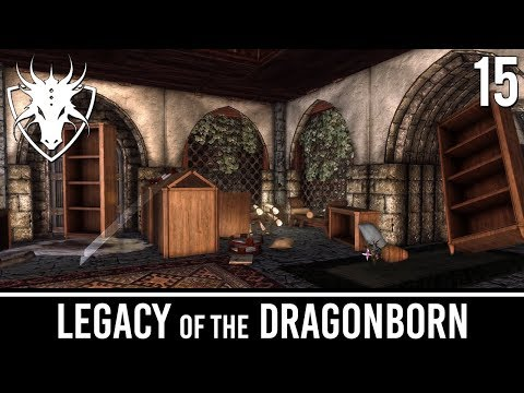 Skyrim Mods: Legacy of the Dragonborn - Part 15