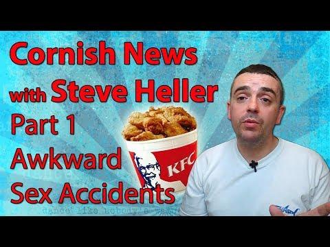 Awkward Sex Accidents - Cornish News