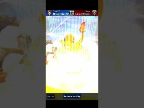 Easy pokemon duel match
