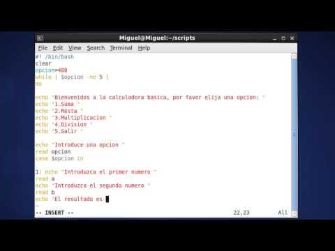 How to create a calculator script on CentOS 6