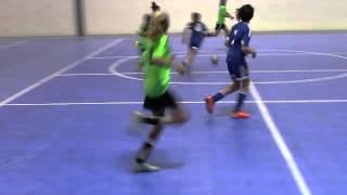 Megan Maloney - U11 Girl Futsal Highlight Clips From Winter 2015-16