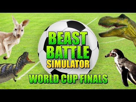 Beast Battle Simulator - The World Cup Finals