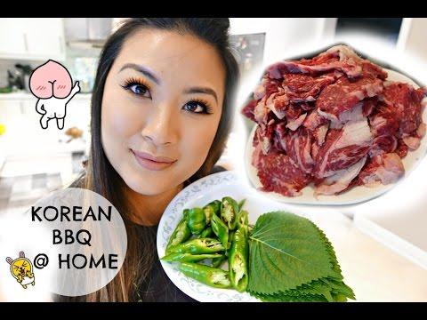 How to make Korean BBQ @ Home