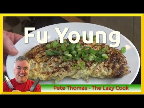 How to Cook Foo Young - Chinese Omelette