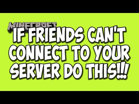 If Your Minecraft Server Opens Then Closes Try This!!! (Minecraft Server Tutorial)