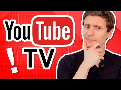 YouTube Announces YouTube TV!  And It's AWESOME!