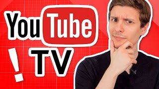 YouTube Announces YouTube TV!  And It