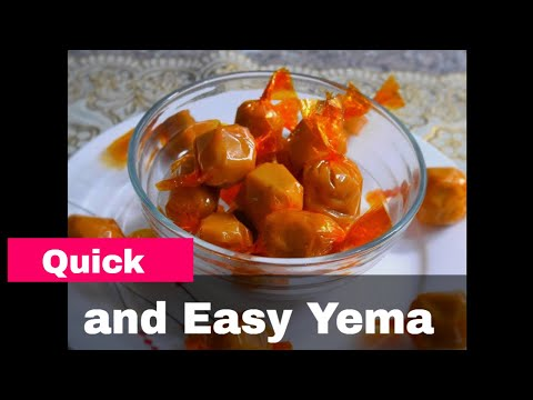 Quick and Easy Homemade Yema Recipe