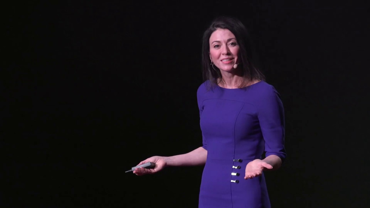You'll never look at a bra the same way again | Laura Tempesta | TEDxKCWomen