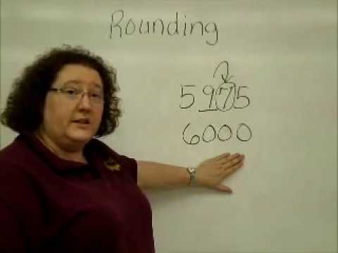 Rounding to the Nearest Hundred