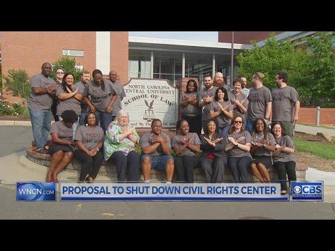 UNC, NCCU law schools need clinics, officials say, as board considers litigation ban