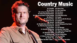 Best Country Music Forever | Luke Combs, Blake Shelton, Luke Bryan, Morgan Wallen, Lee Brice