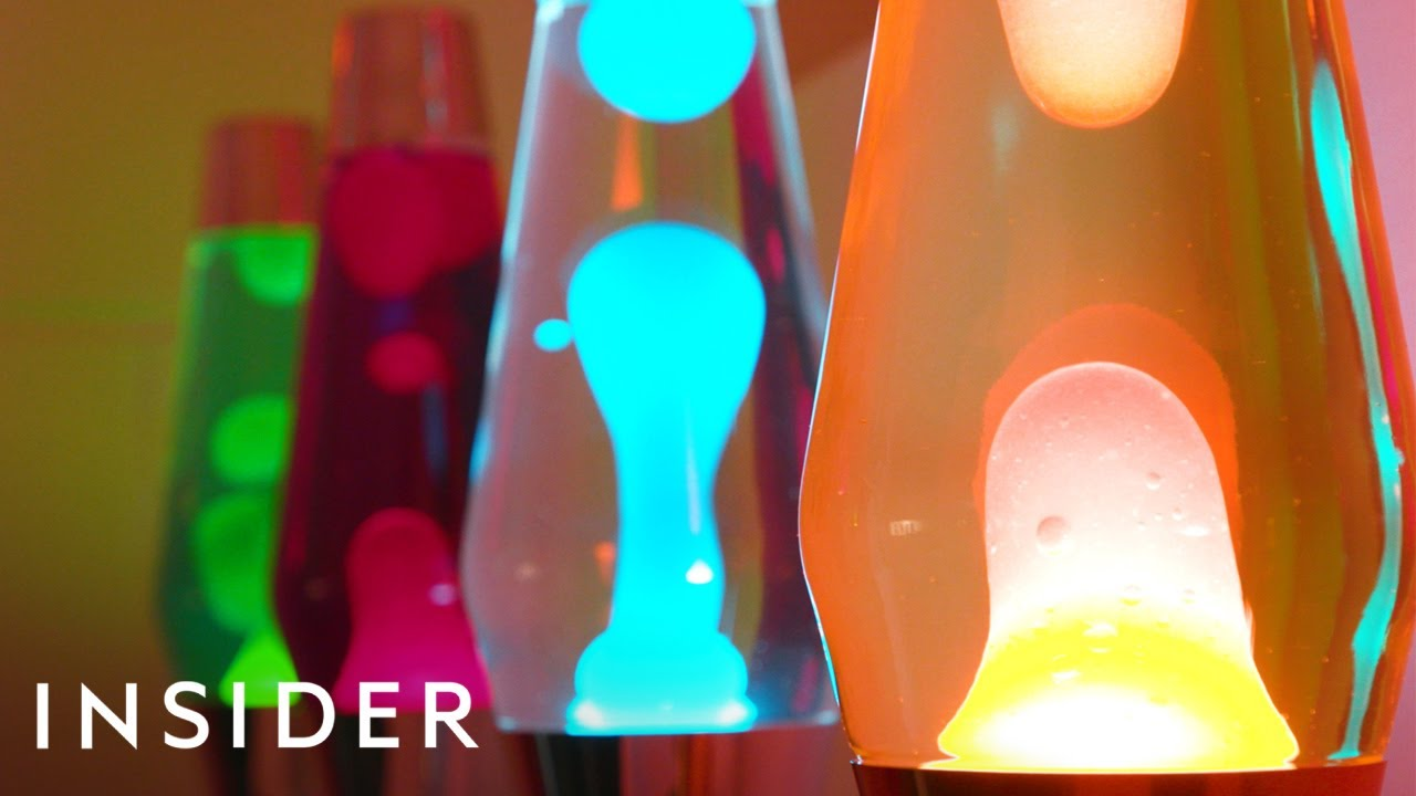 How Lava Lamps Are Made   The Making Of