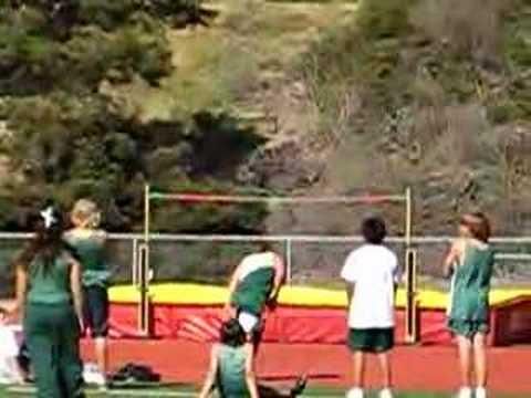 Tynan Murray High Jumps 7 feet