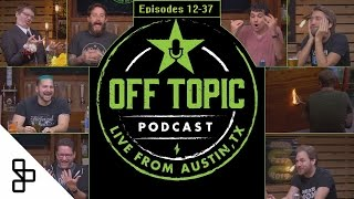 Off Topic Moments (Episodes 12-37)