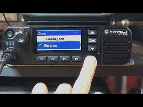 DMR Radio, Antennas and SWR -  Pt 1