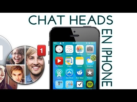 Chat Heads Facebook Messenger En iPhone & iPad