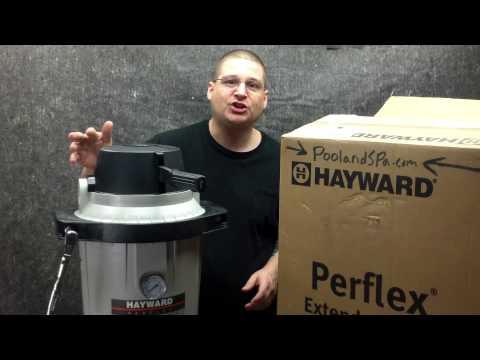 Hayward EC40 Backwash & Filter Pressure Explained