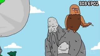 THE BIG LEZ SHOW Se3 ep1 - SKITS ROOF HANGS
