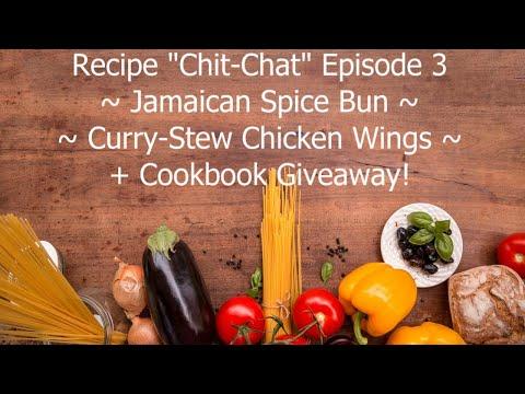 Recipe Chit-Chat Episode 3 | CaribbeanPot.com