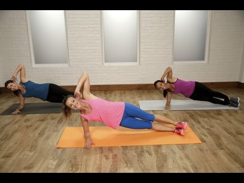 Day 18: 30-Minute Flat Belly Workout | Class FitSugar