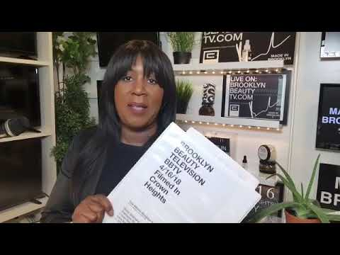 How to Write For TV:Brooklyn Beauty Television BBTV:The Script Book Writing For Brooklyn Talk Show