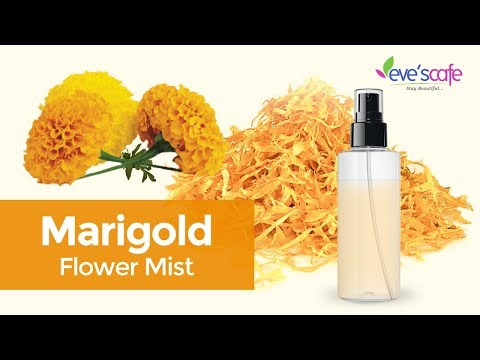 MARIGOLD FLOWER MIST  FOR GLOWING SKIN
