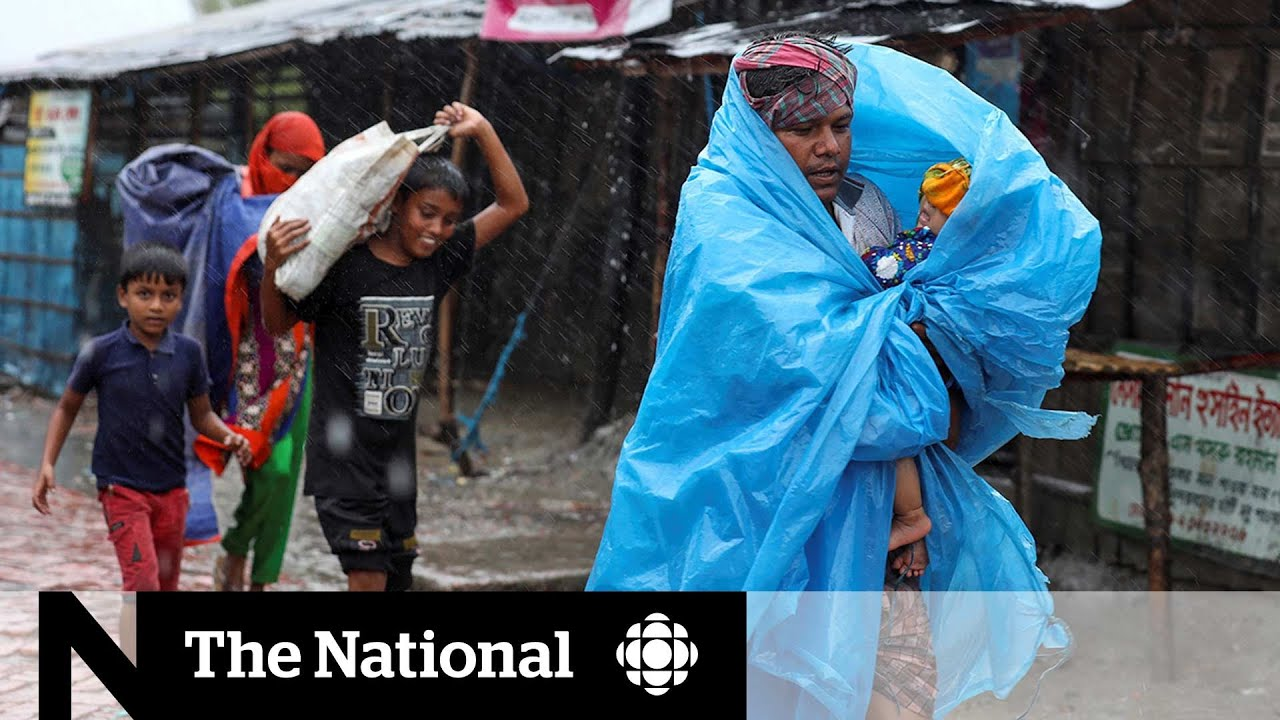 Millions affected as Cyclone Amphan pummels India, Bangladesh