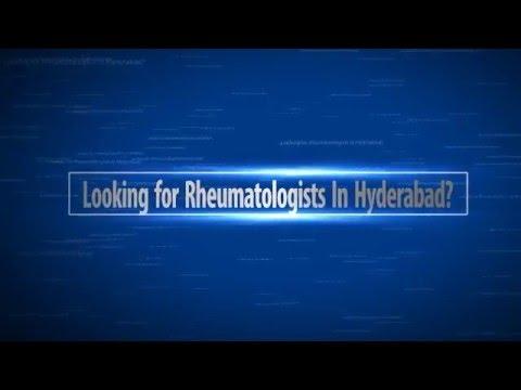 Best Rheumatologists in Hyderabad | Best Rheumatology Doctors in Hyderabad