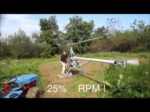 Homebuilt Carbon Rotor Blades part 3