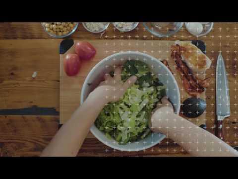 Cobb Salad Recipe l TCHS