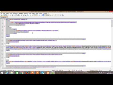 How to Convert Html Theme into Wordpress Theme in Hindi Part 1