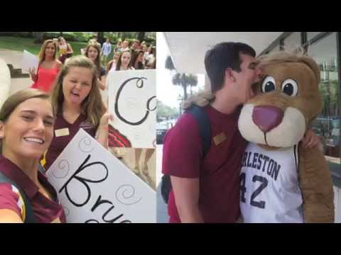 Orientation 2014 -- Welcome to the College of Charleston!