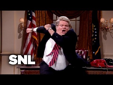Cold Opening: Bill Clinton Audition - Saturday Night Live