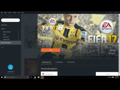 Fifa 18 online Activation And account BY (TEAMVIEWER) 12$ NOT FREE!!