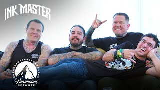 Ink Master Superfan Derek Paradis at the Ink Master Finale | A Day In The Life