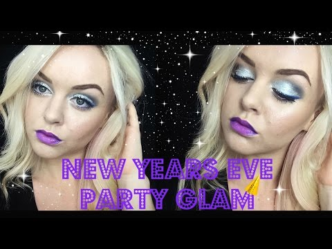 New Years Eve Glam Party Look