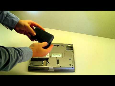 How to Replace a Dell Laptop Battery