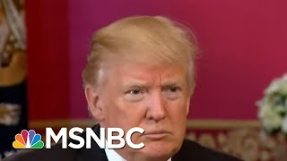 Vic Mensa: Trump Was Practically A Rapper, Then We Turned On Him | The Beat With Ari Melber | MSNBC