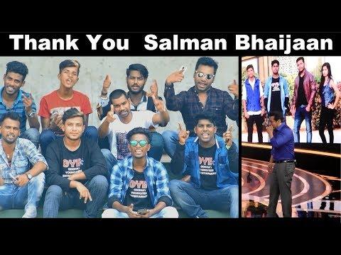 Salman Bhaijaan Apko Love You | OYE TV