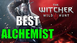 The Witcher 3 Crafting The Enhanced Thunderbolt Potion