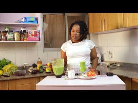 21 Day Weight loss Challenge - Day 1    Nigerian Recipe
