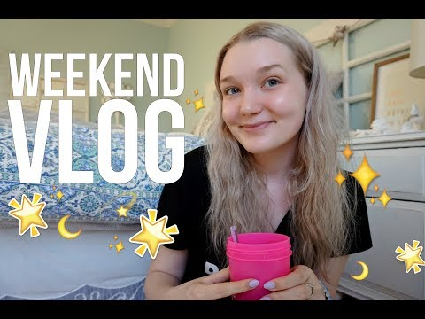★ Weekend VLOG || Favourite Podcasts, New Books & Mental Health ★